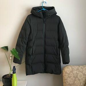 Uniqlo Seamless Down Parka/Long Coat, XS